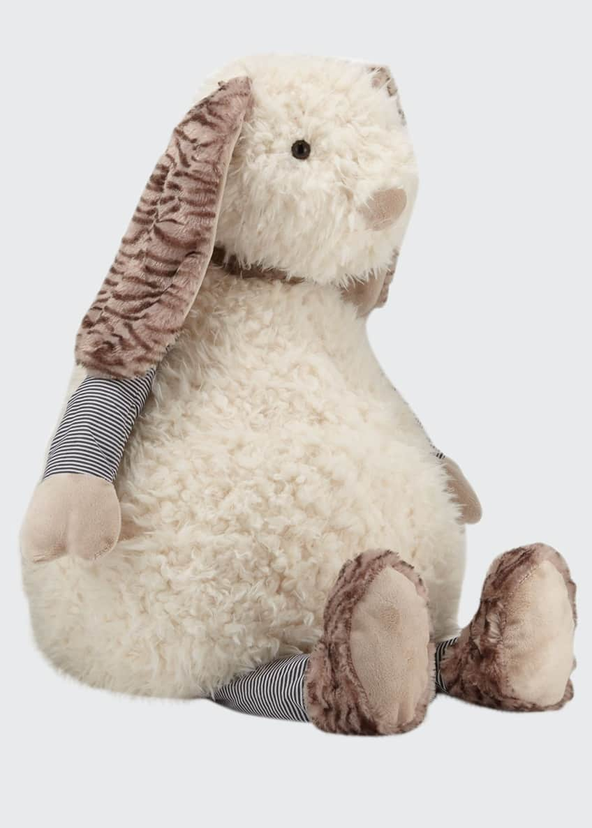Image 1 of 2: Rocco The Plush Rabbit