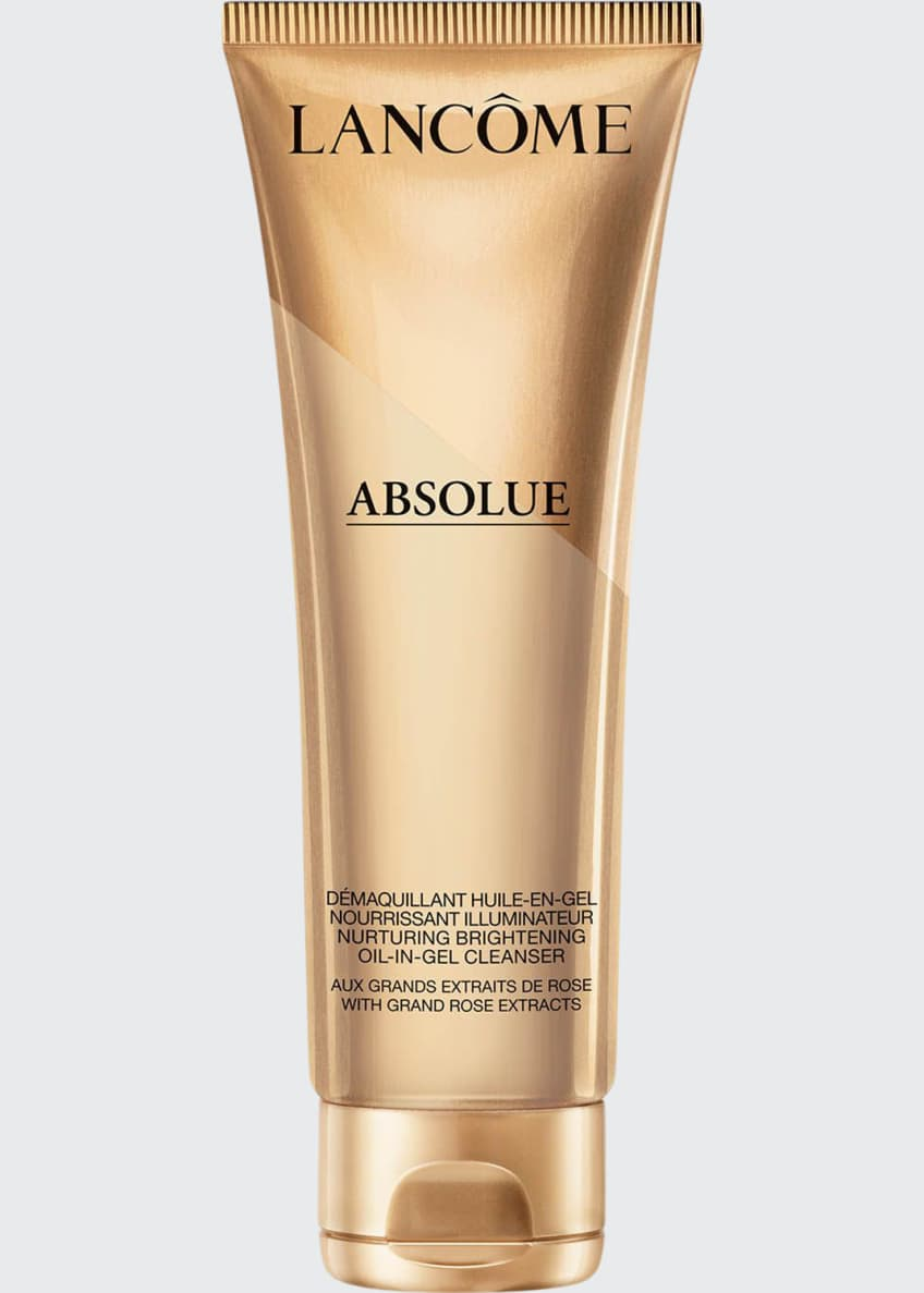 Lancome Absolue Oil-in-Gel Cleanser, 4.22 oz./ 125 mL - Bergdorf Goodman