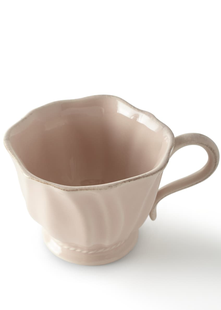 Image 1 of 2: Madeleine Petal Pink Coffee/Tea Cup