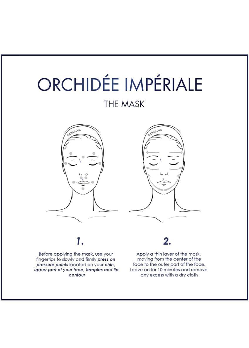 Guerlain 2.5 oz. Orchidee Imperiale Anti-Aging Mask - Bergdorf Goodman