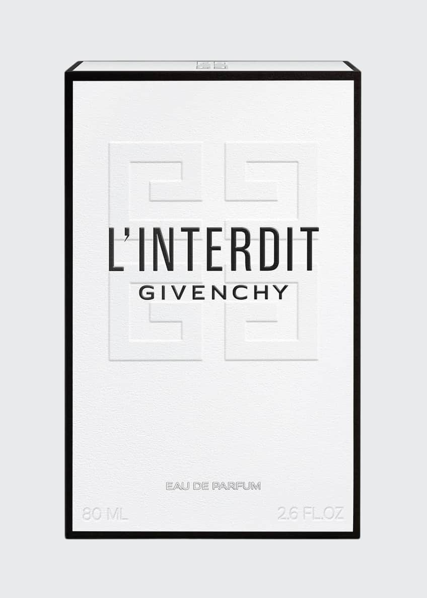Givenchy L'Interdit Eau de Parfum, 2.7 oz./ 80 mL - Bergdorf Goodman
