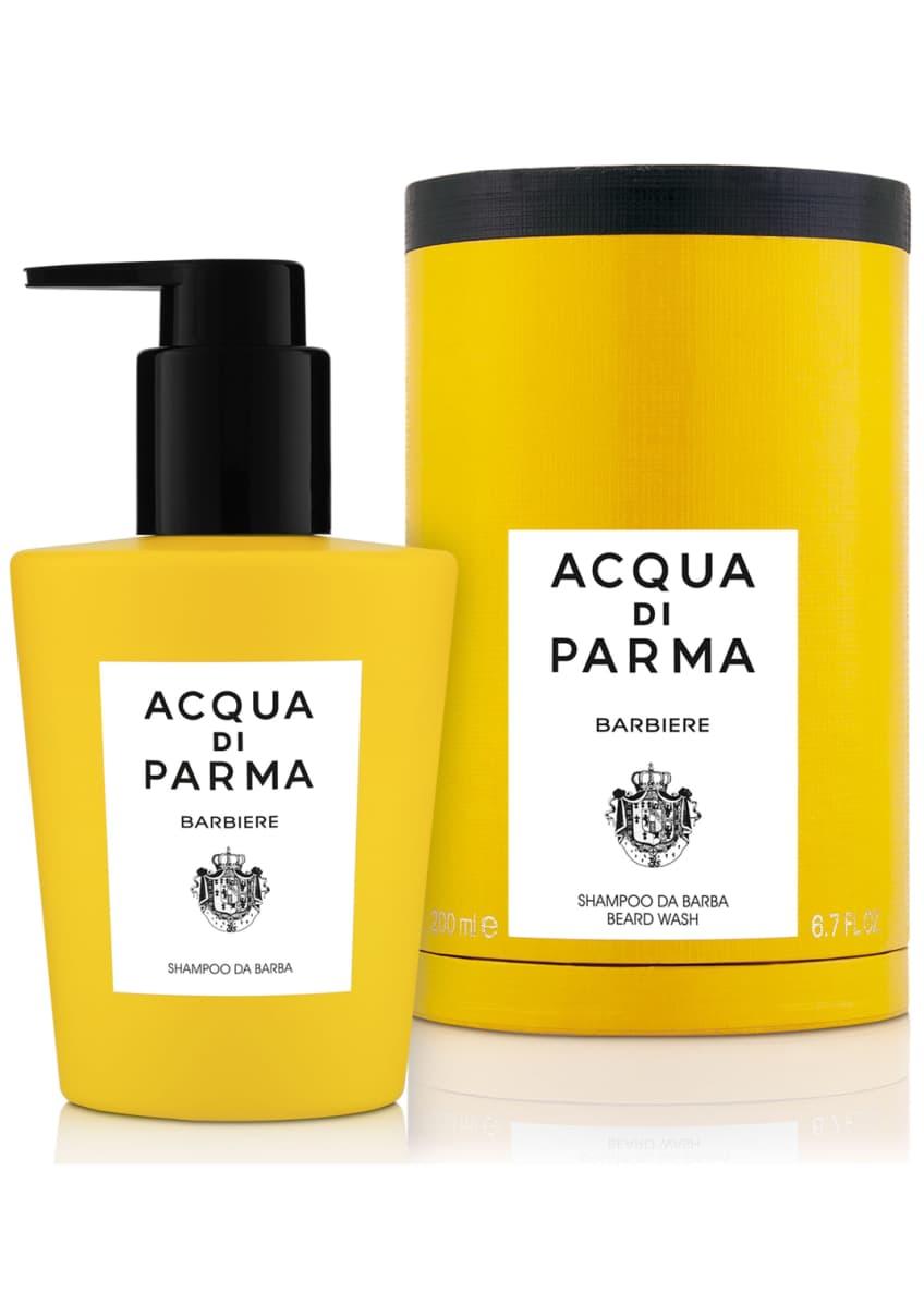 Acqua di Parma Barbiere Beard Wash, 6.7 oz./ 200 mL - Bergdorf Goodman