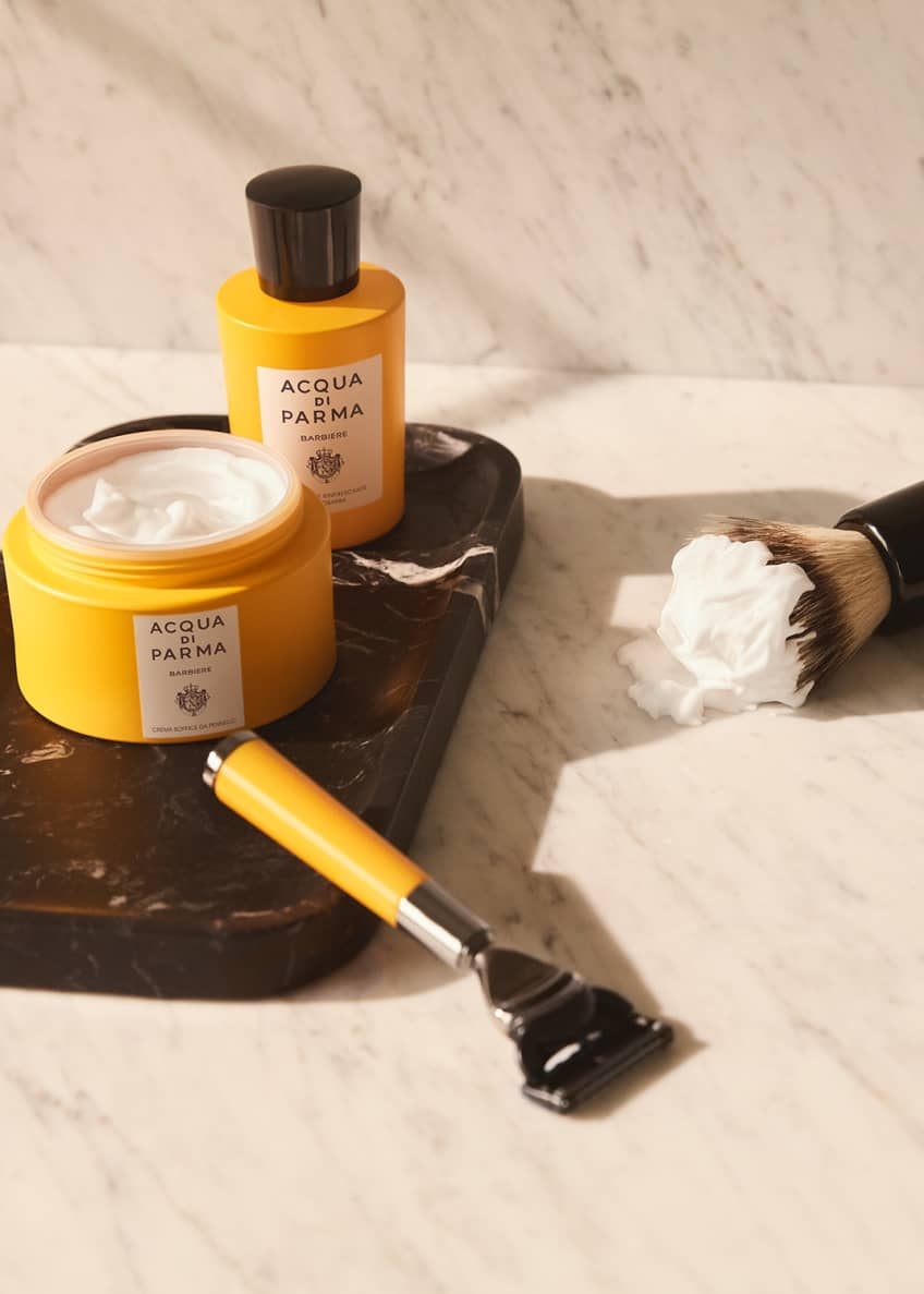 Acqua di Parma Barbiere Soft Shaving Cream For Brush, 4.4 oz./ 125 g - Bergdorf Goodman