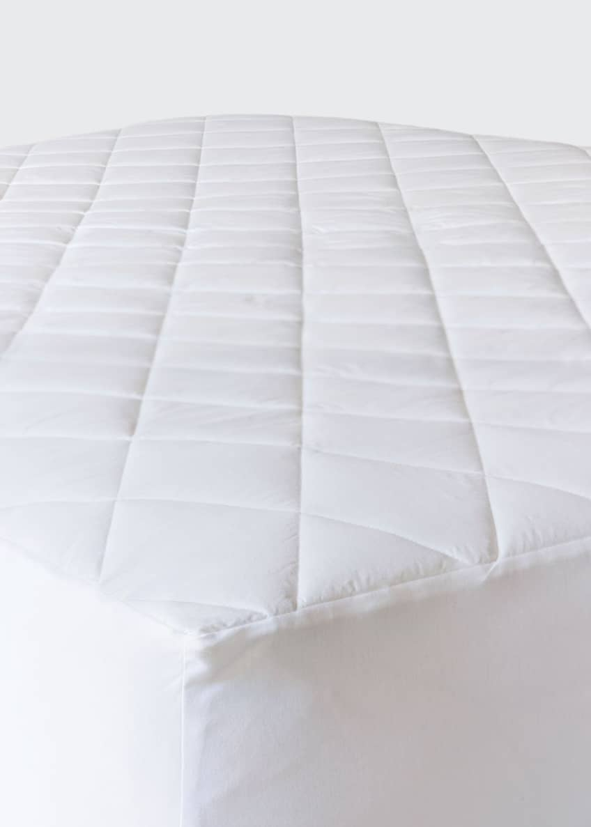 Image 1 of 2: Huron King Mattress Pad