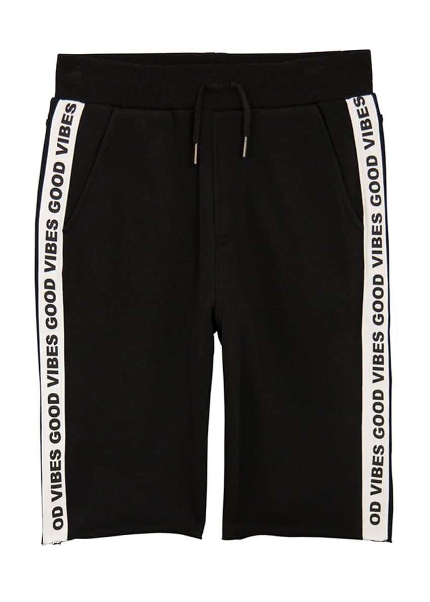 Hudson Boys' Good Vibes Shorts, Size S-XL &