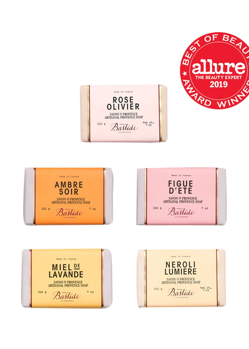 Image 2 of 2: Ambre Soir Artisanal Provence Soap Bar, 7 oz. /200 g