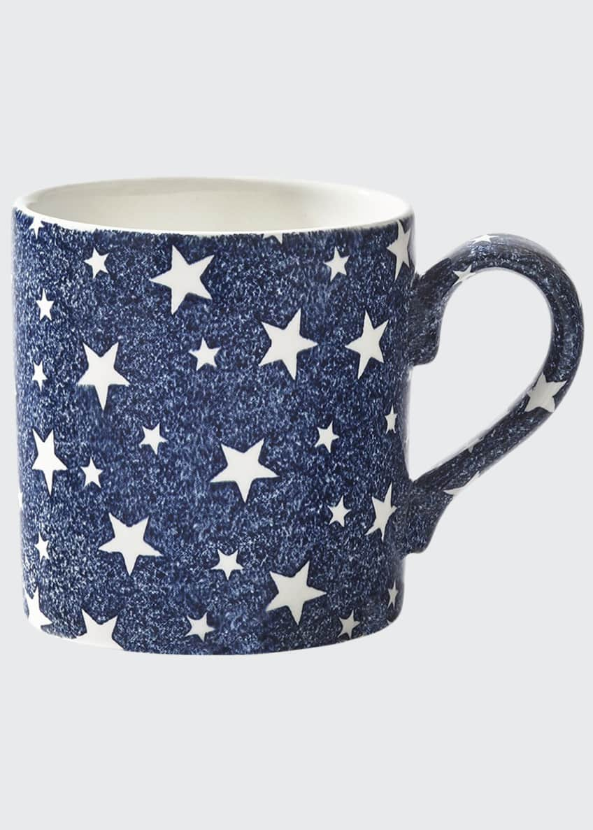 Image 1 of 1: Burleigh Midnight Sky Mug, Blue