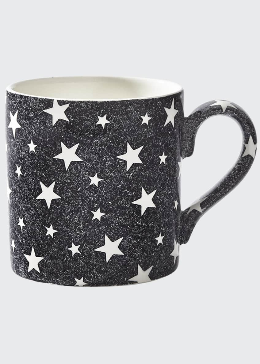 Image 1 of 1: Burleigh Midnight Sky Mug, Black