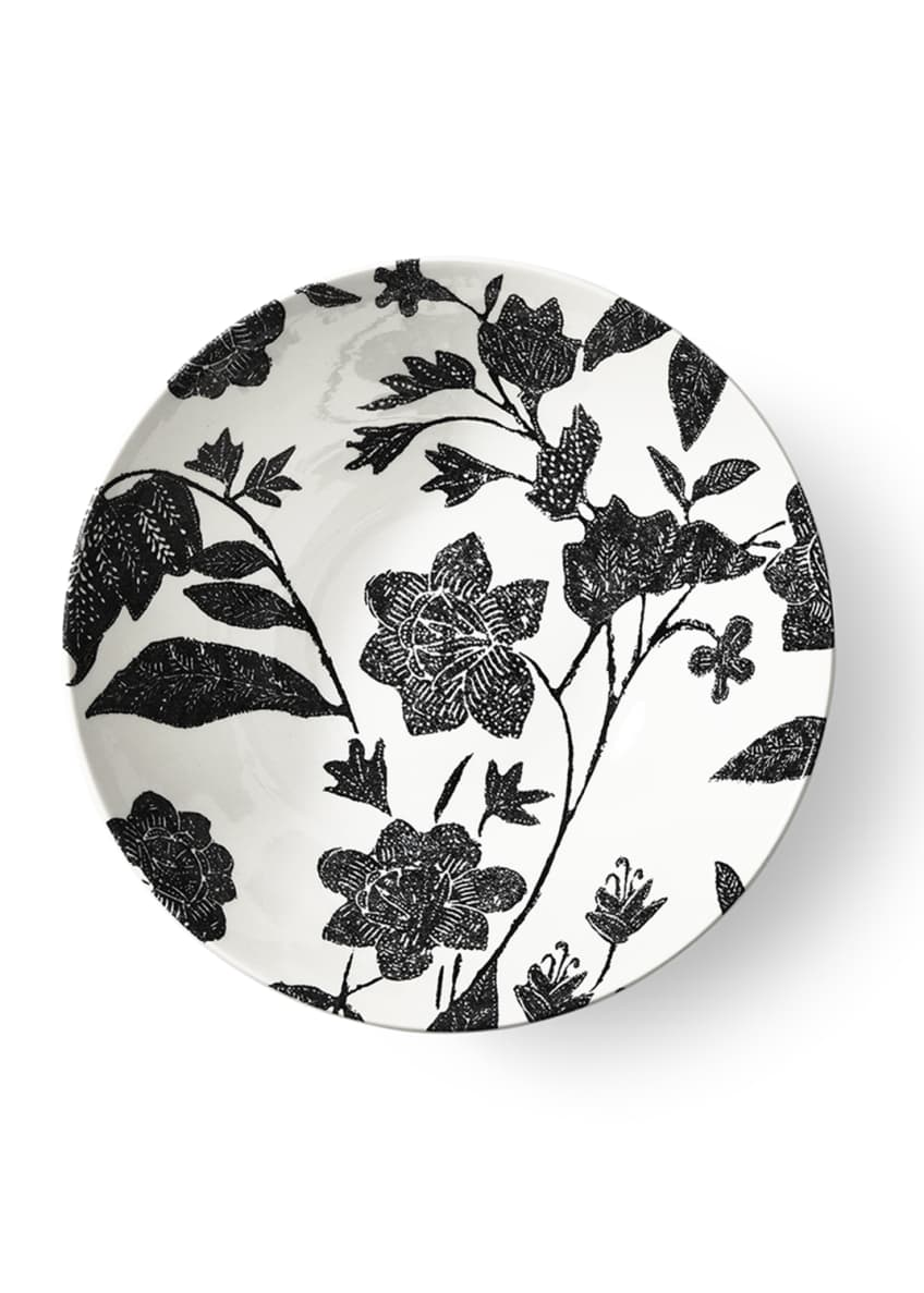 Image 2 of 2: Garden Vine Cereal Bowl
