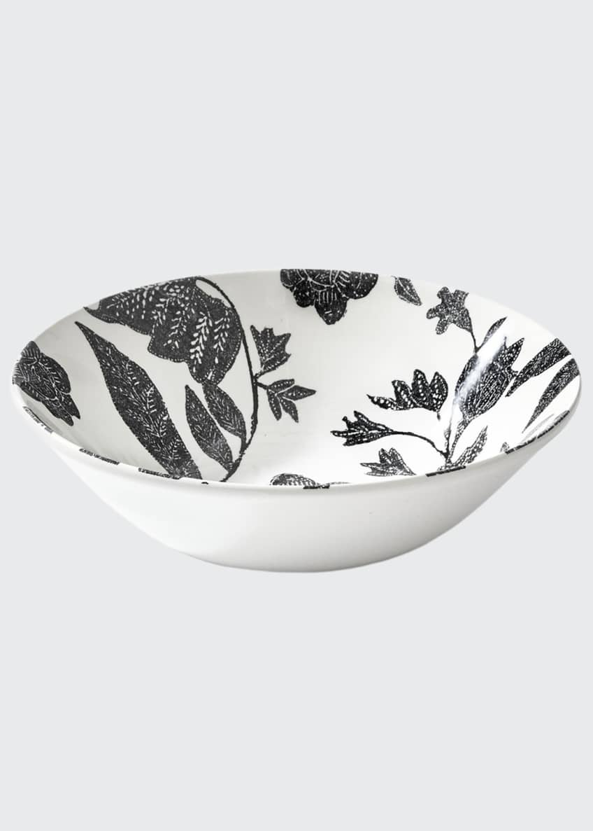 Image 1 of 2: Garden Vine Cereal Bowl
