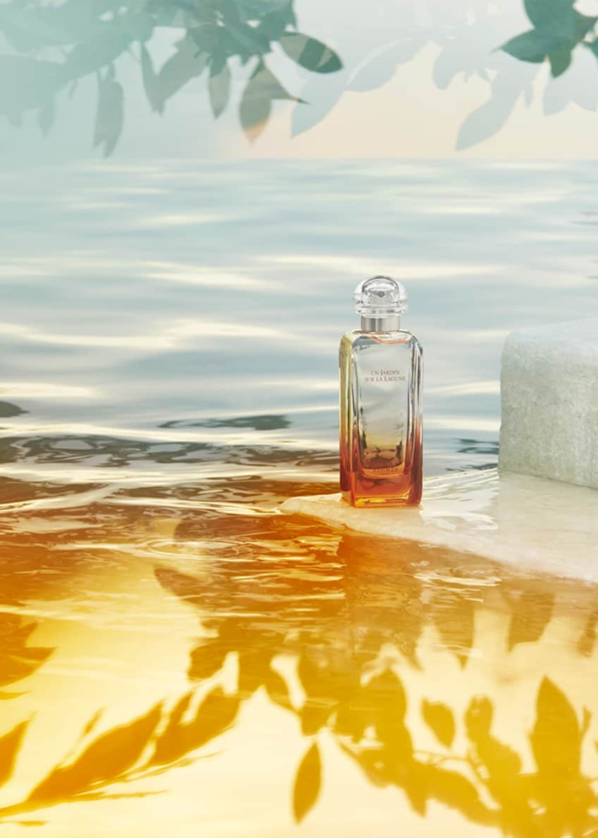 Hermès Un Jardin sur la Lagune Eau de Toilette, 1.6 oz./ 50 mL - Bergdorf Goodman