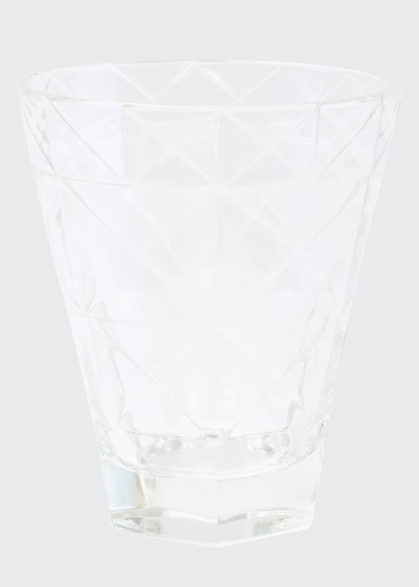 Image 1 of 1: Prism Short Tumbler, Clear