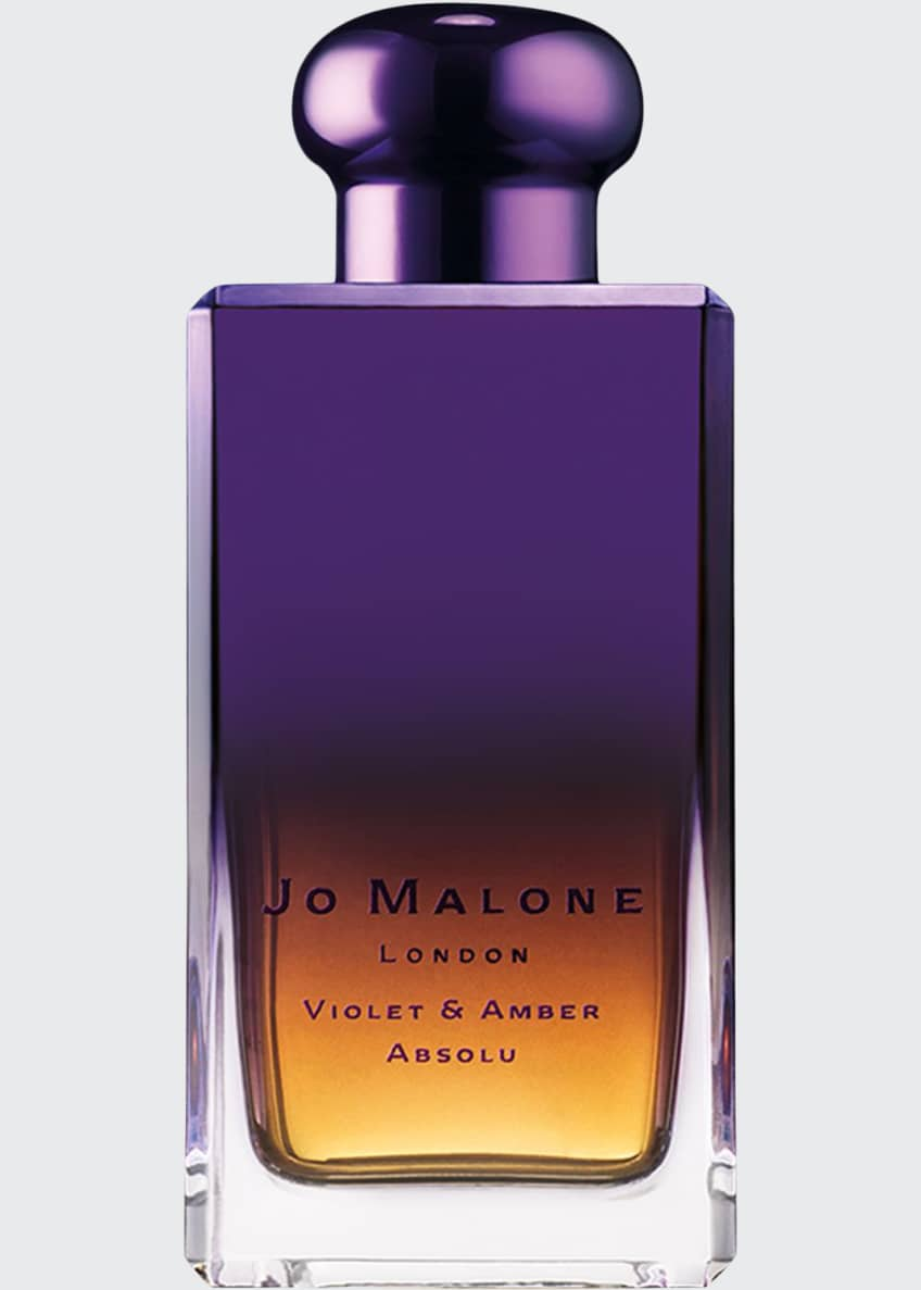 Jo Malone London Violet & Amber Absolu, 3.4 oz./ 100 mL - Bergdorf Goodman
