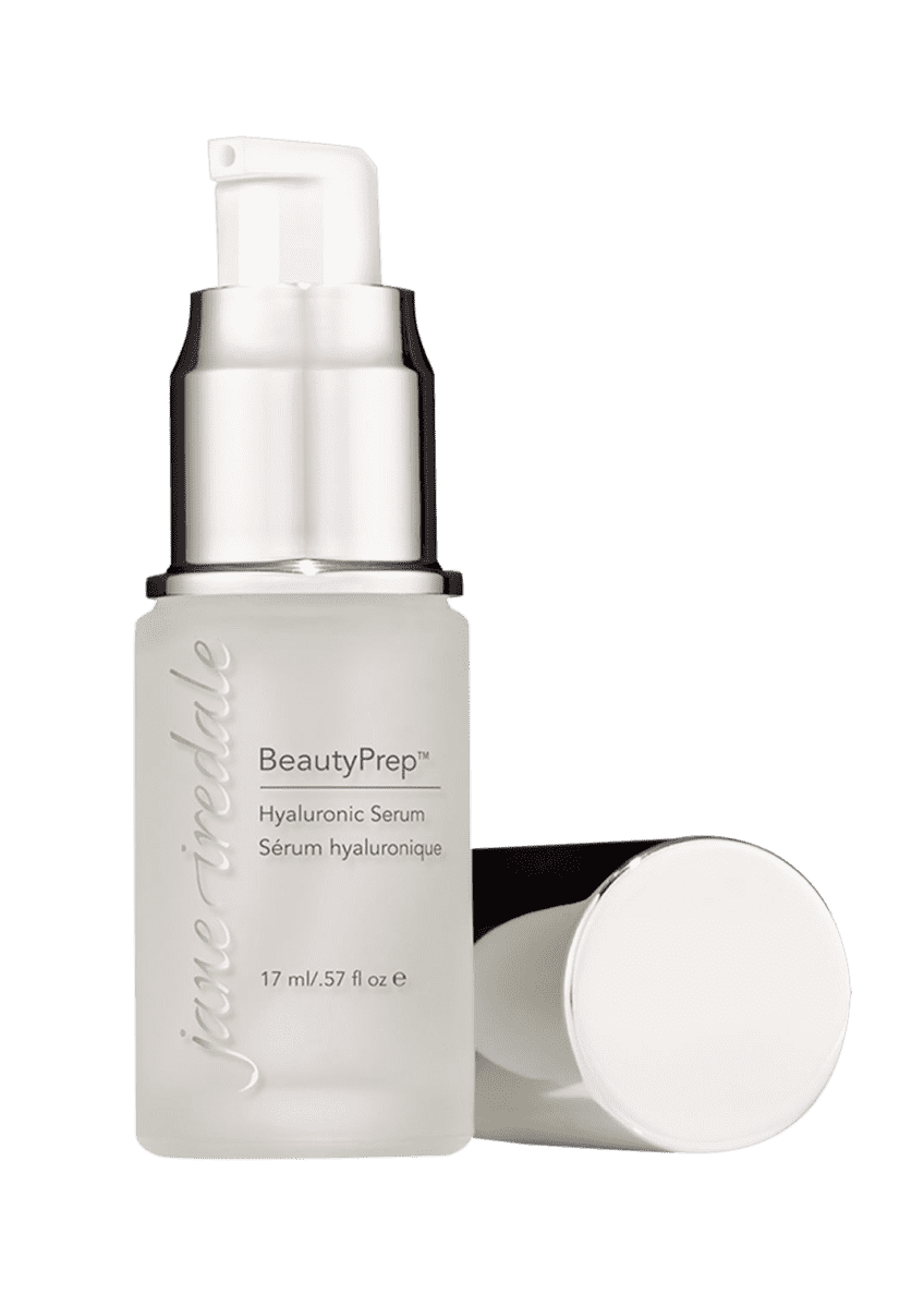 Image 1 of 2: BeautyPrep Hyaluronic Serum, 0.57 oz. / 17 ml