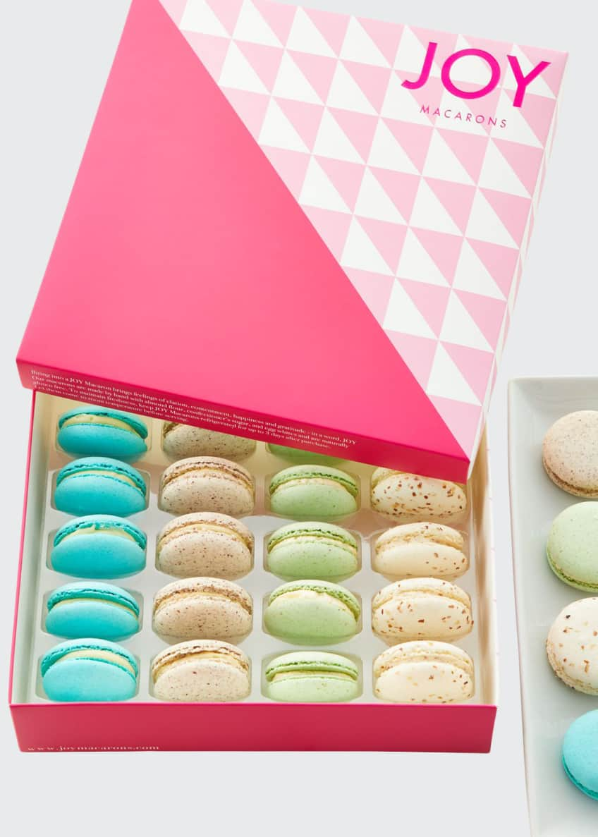 Image 1 of 2: Nut Job Macarons Assortment