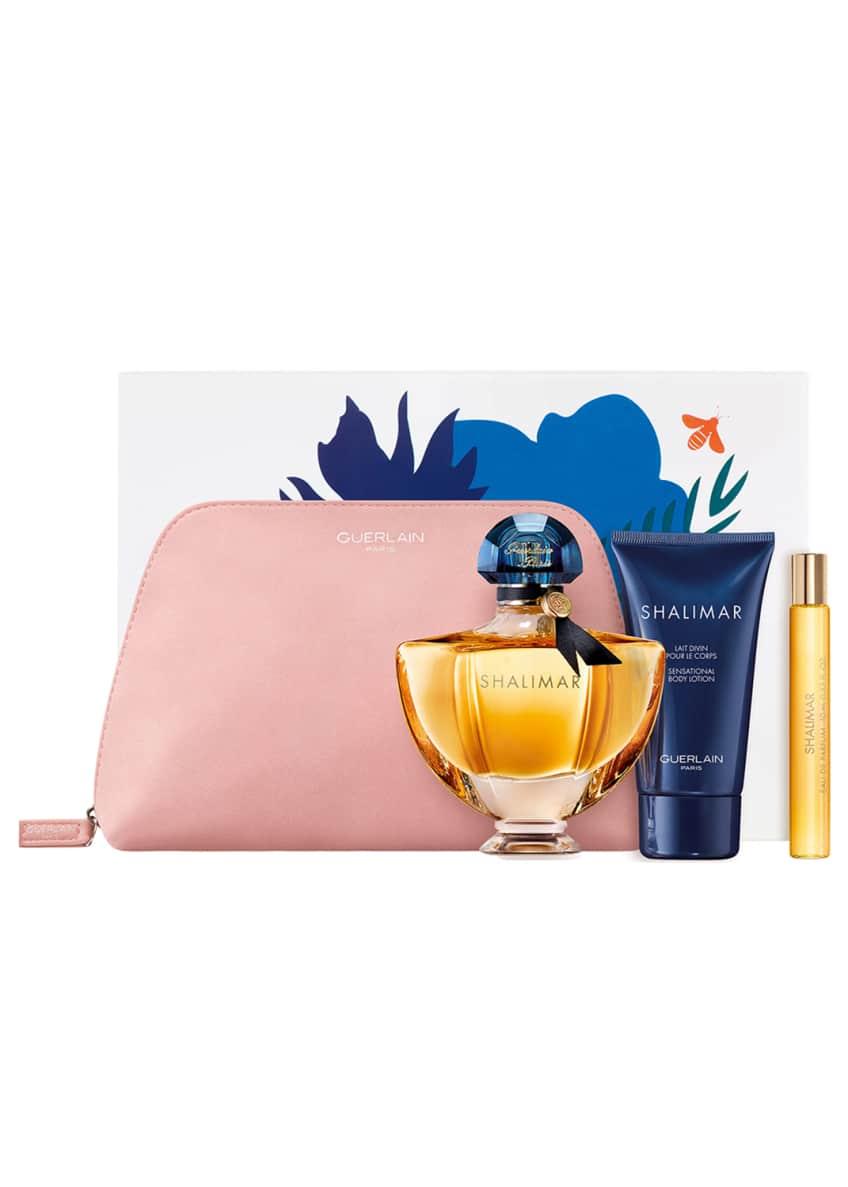 Guerlain Shalimar Eau de Parfum 4-Piece Set ($186