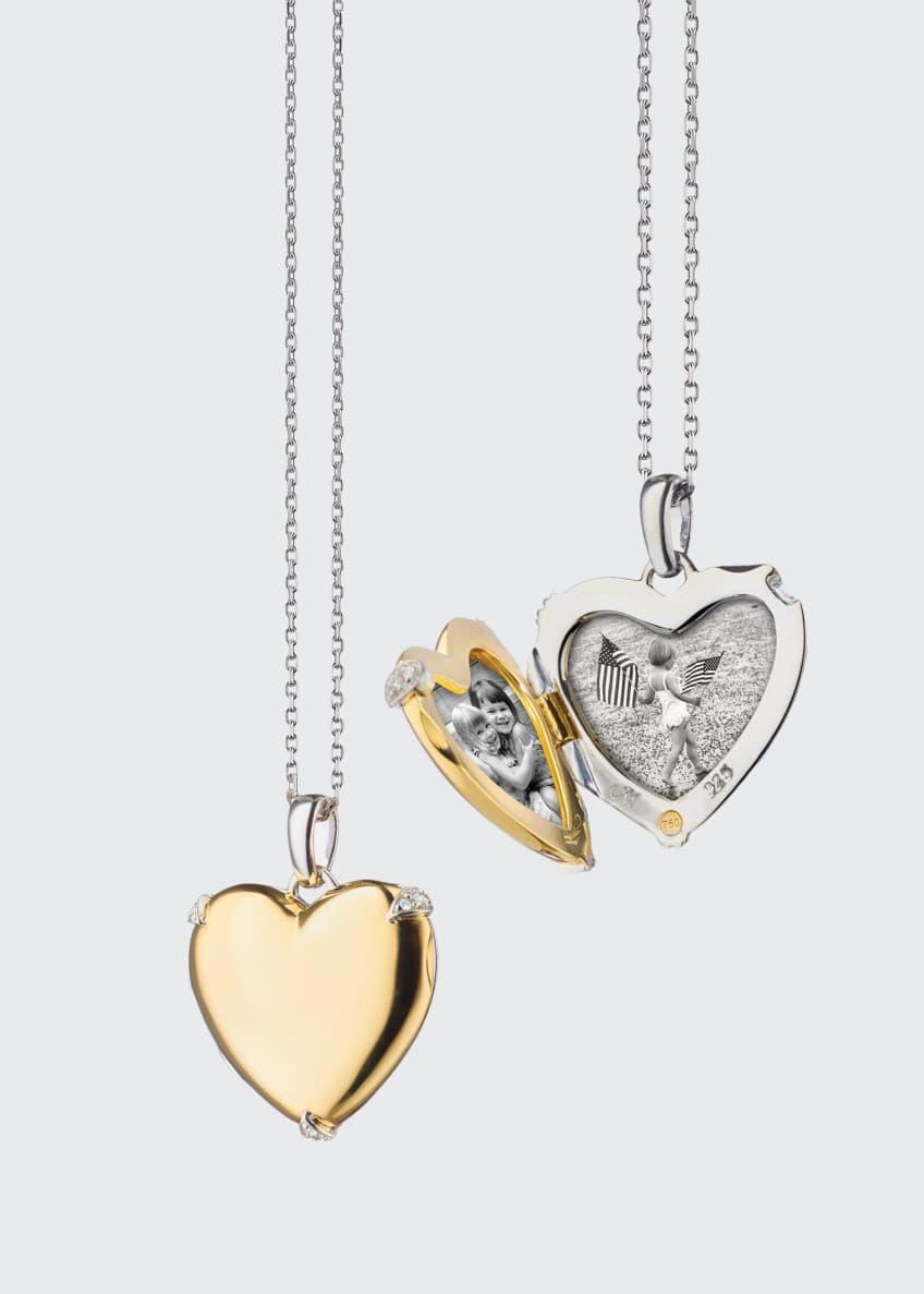 Monica Rich Kosann 18K Yellow Gold & Sterling