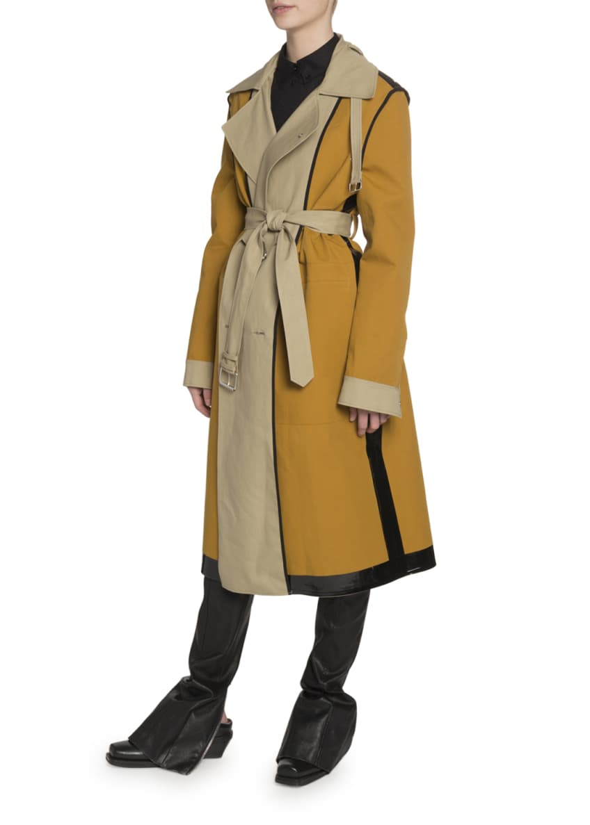 Proenza Schouler Belted Trench Coat & Matching Items
