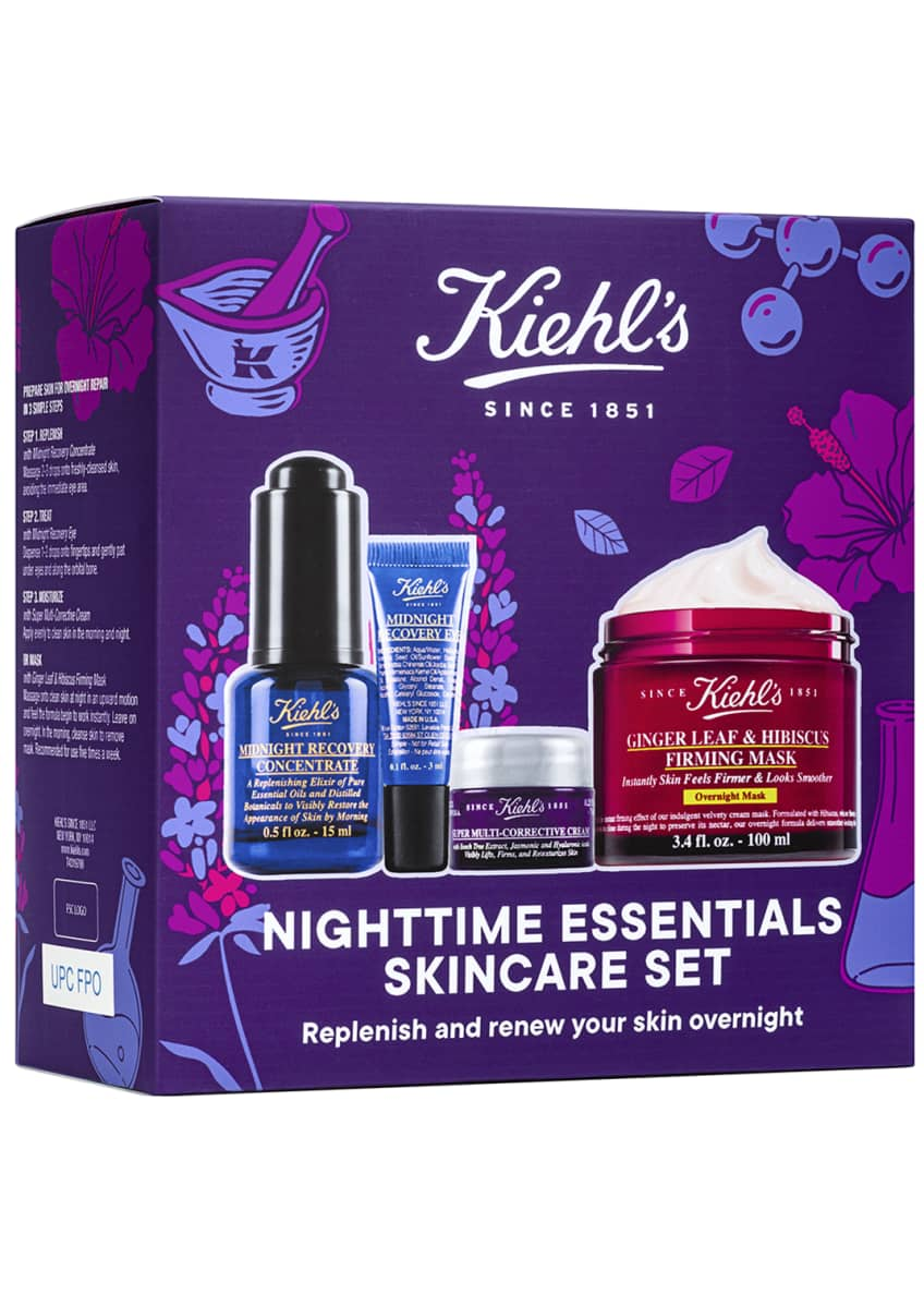 Image 2 of 2: Nighttime Essentials Skincare Kit