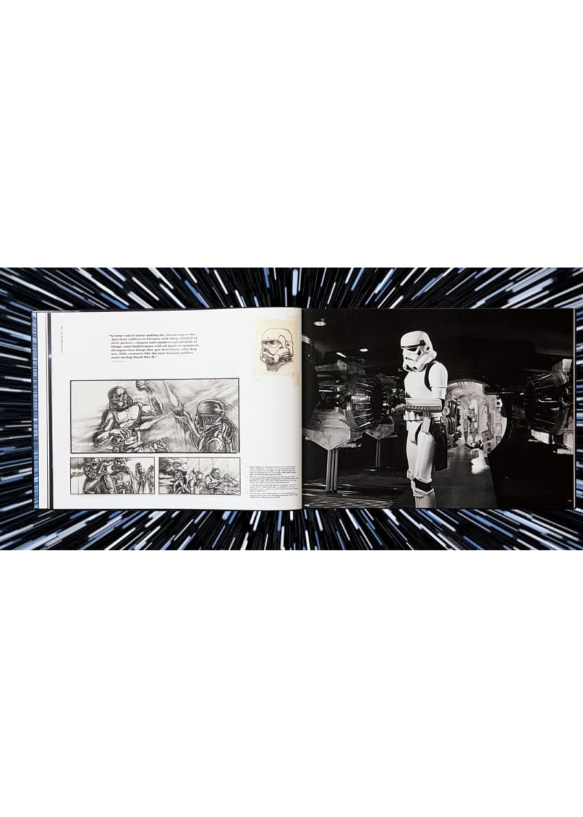 "Image 2 of 3: ""The Star Wars Archives"" Book"