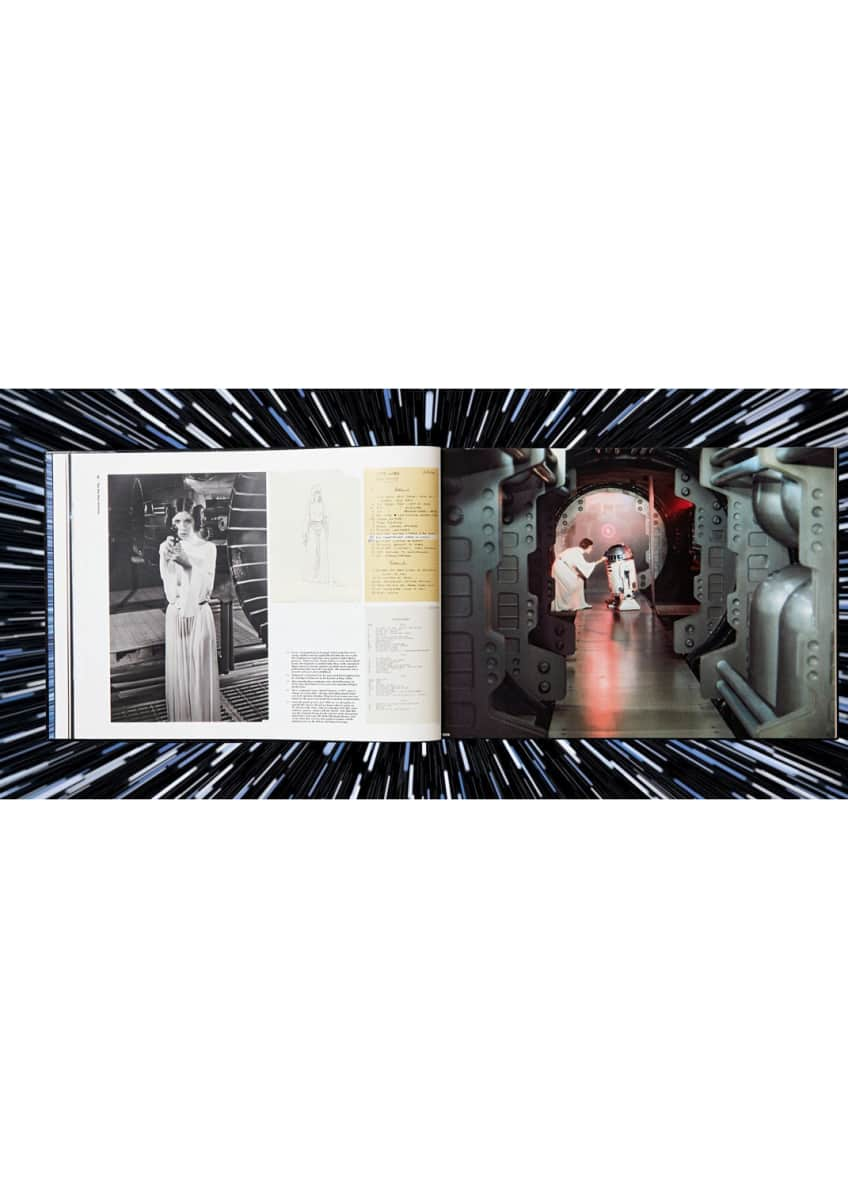 "Image 3 of 3: ""The Star Wars Archives"" Book"