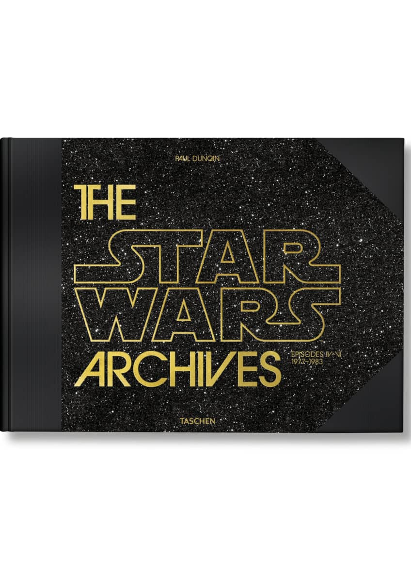 "Image 1 of 3: ""The Star Wars Archives"" Book"