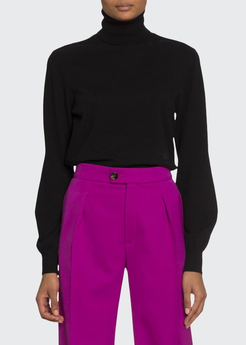Chloe Cashmere Turtleneck Sweater & Matching Items