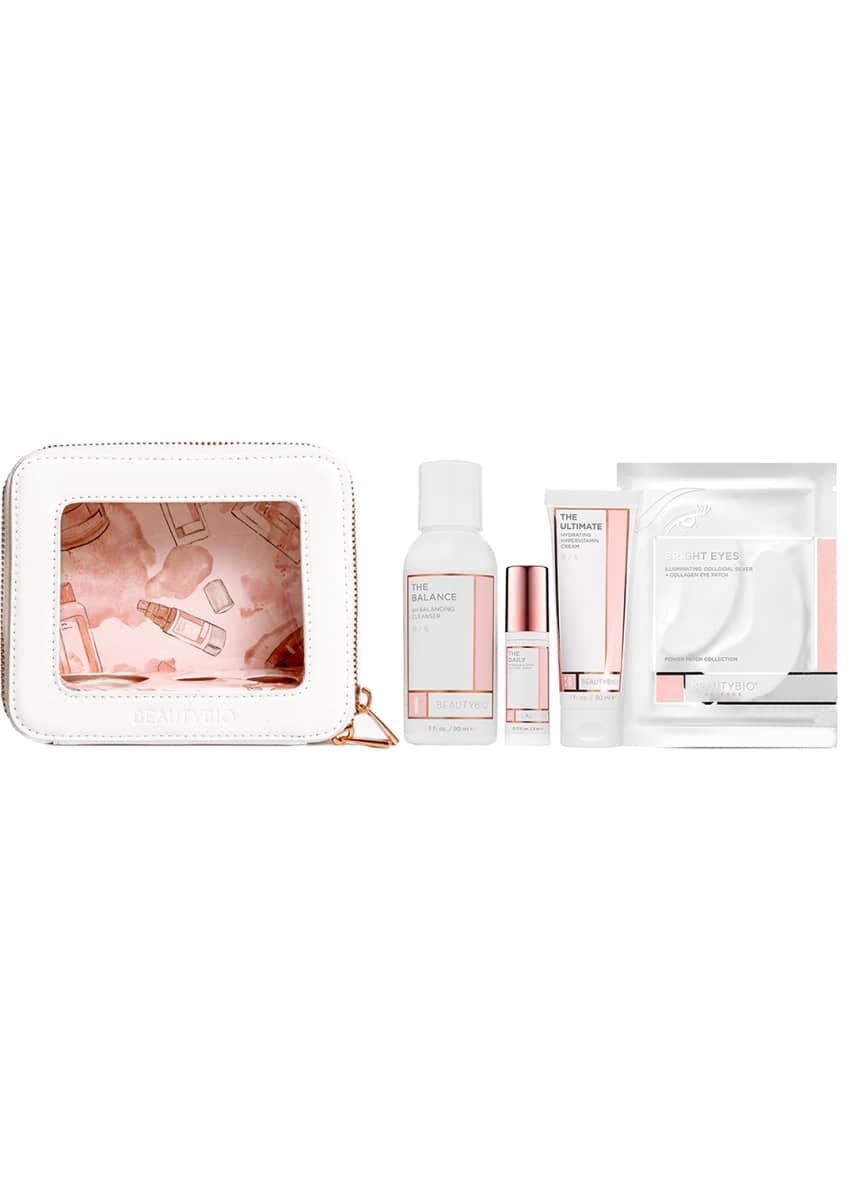 BeautyBio The Minis Starter Set, 4-Step Multivitamin AM Routine ($78 Value) - Bergdorf Goodman