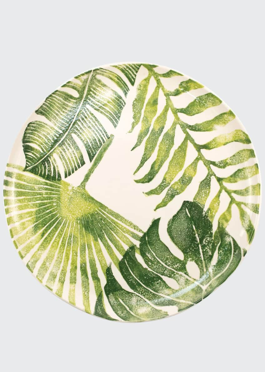 Image 1 of 1: Into the Jungle Round Platter