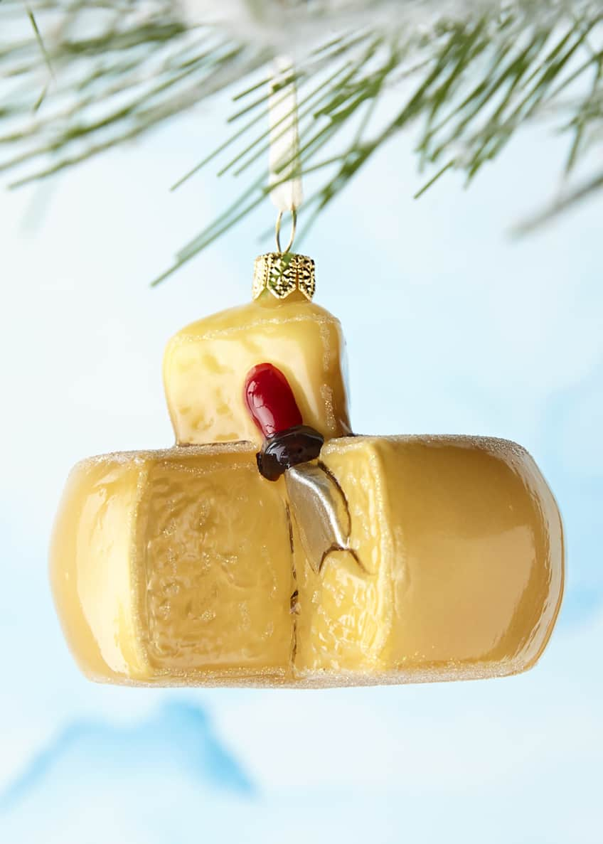 Image 1 of 2: Parmigiano Ornament
