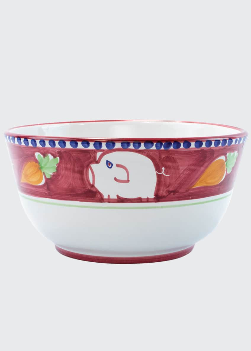Image 1 of 1: Porco Deep Serving Bowl