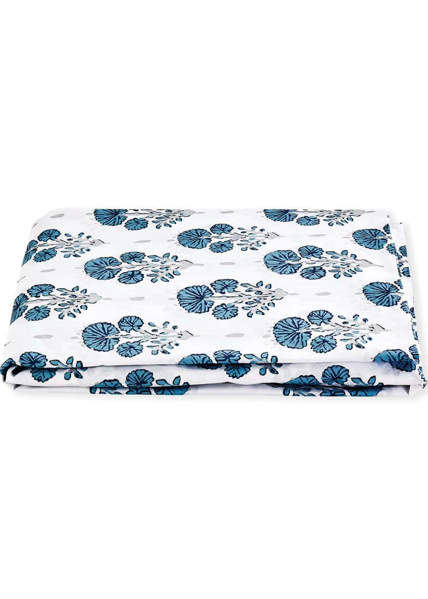 Image 1 of 1: Joplin Queen Fitted Sheet