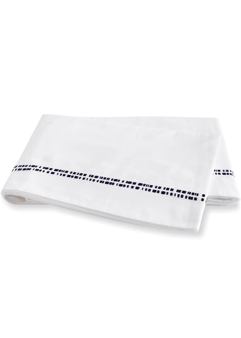 Image 1 of 1: Tangier Full/Queen Flat Sheet