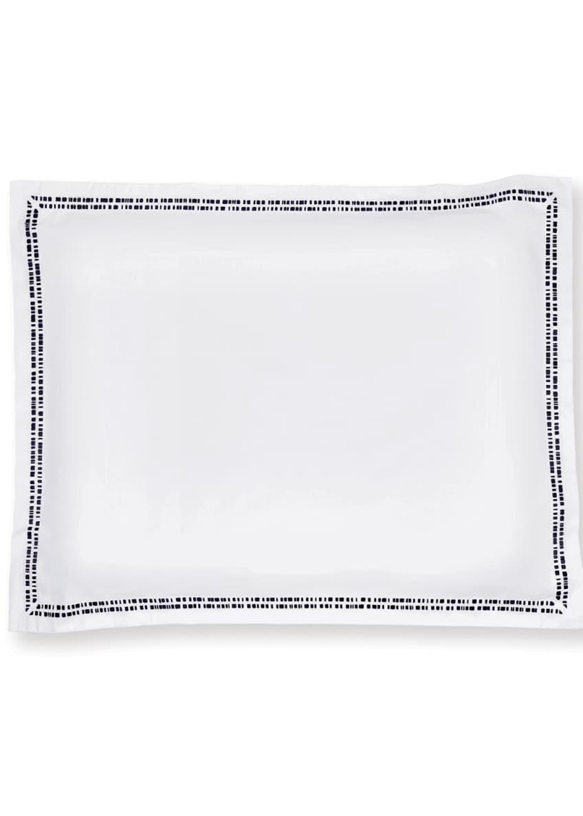 Matouk Tangier King Flat Sheet