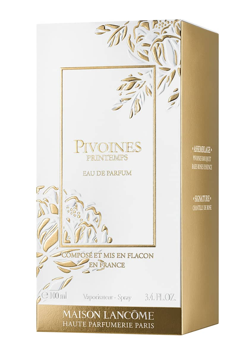Lancome Maison Lancome Pivoines Printemps Eau de Parfum, 3.4 oz./ 100 mL - Bergdorf Goodman