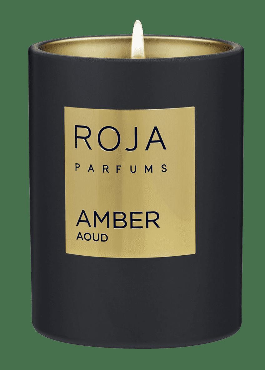 Roja Parfums Amber Aoud Candle, 7.8 oz./ 220 g - Bergdorf Goodman