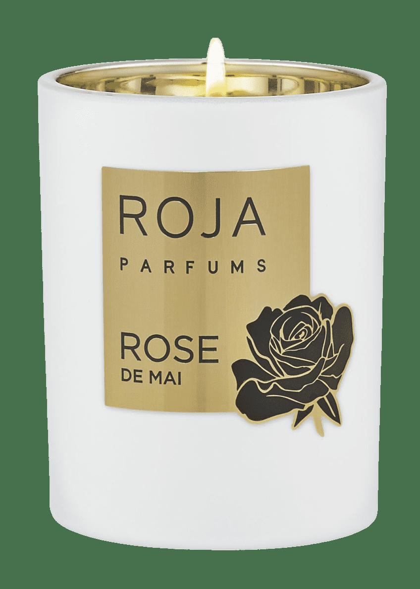Roja Parfums Rose De Mai Candle, 7.8 oz./ 220 g - Bergdorf Goodman