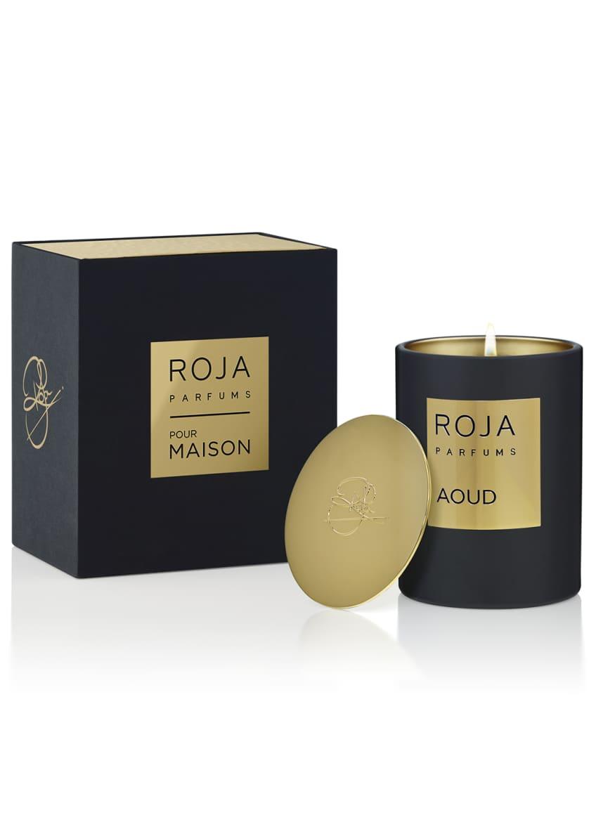 Roja Parfums Aoud Candle, 7.8 oz./ 220 g - Bergdorf Goodman