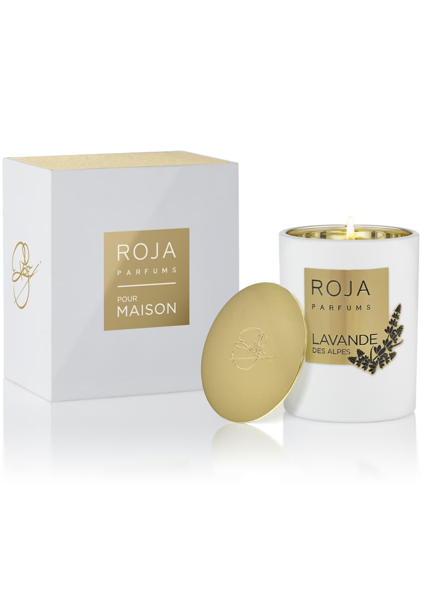 Roja Parfums Lavande Des Alpes Candle, 7.8 oz./ 220 g - Bergdorf Goodman