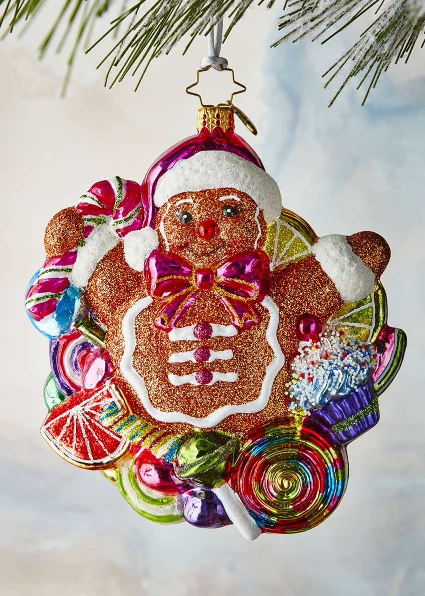 Christopher Radko Popping Out Surprise Ornament
