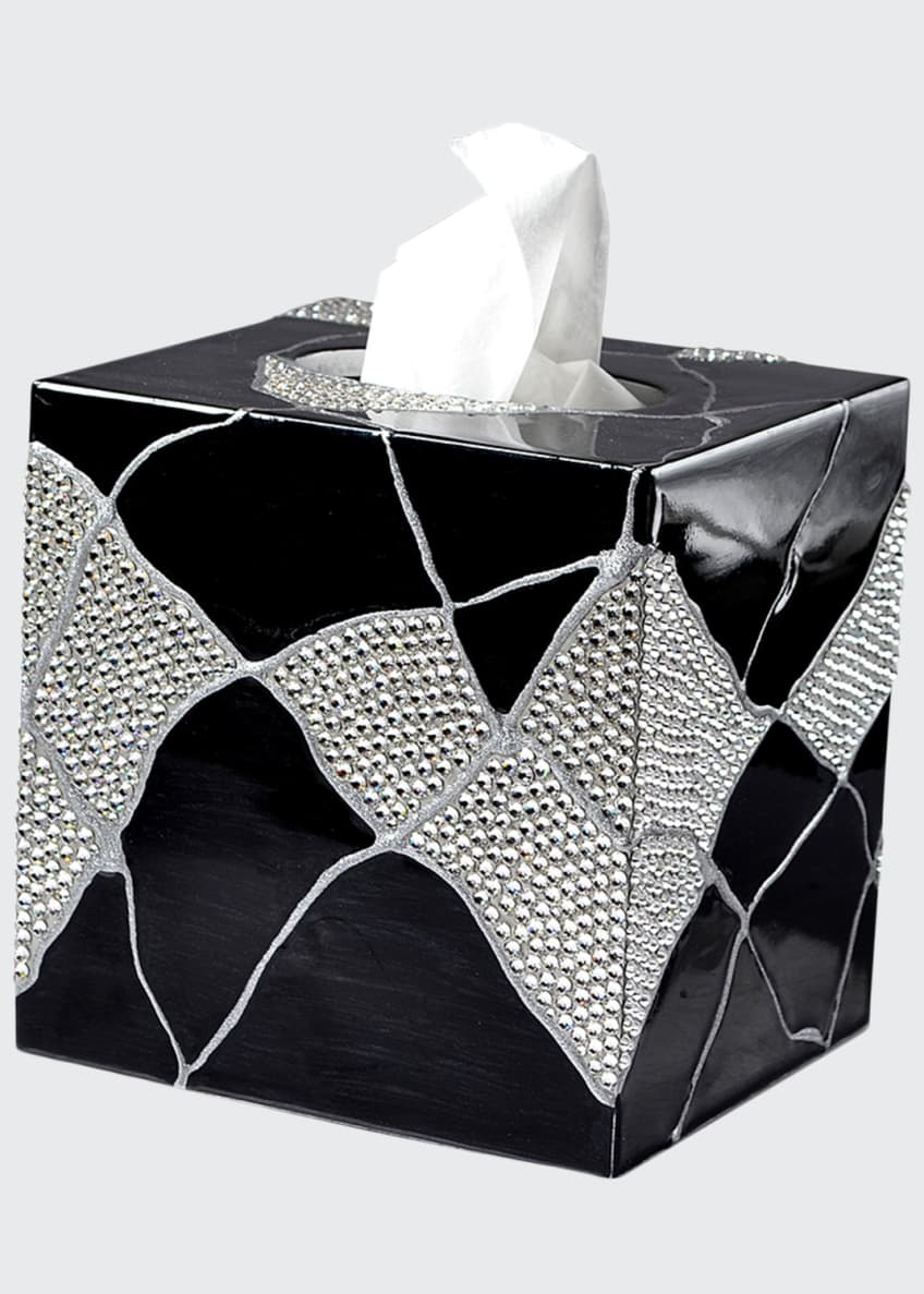 Image 1 of 1: Genesis Boutique Tissue Box Cover