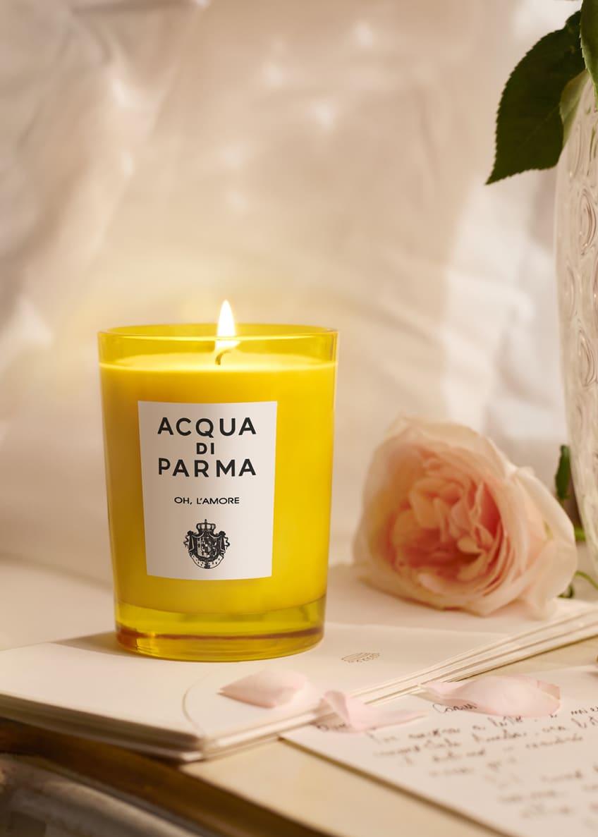 Acqua di Parma Oh L'Amore Candle, 6.7 oz./ 200 g - Bergdorf Goodman