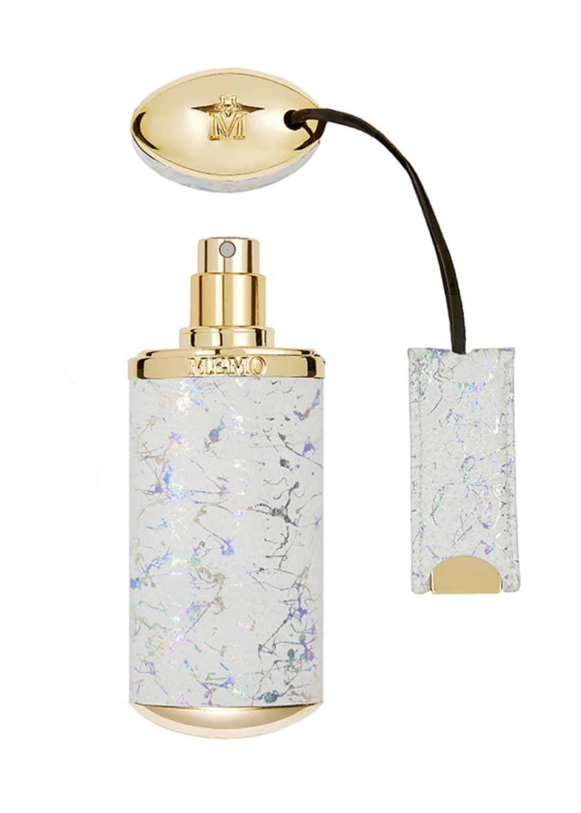Memo Paris White Pollock Travel Case - Bergdorf Goodman