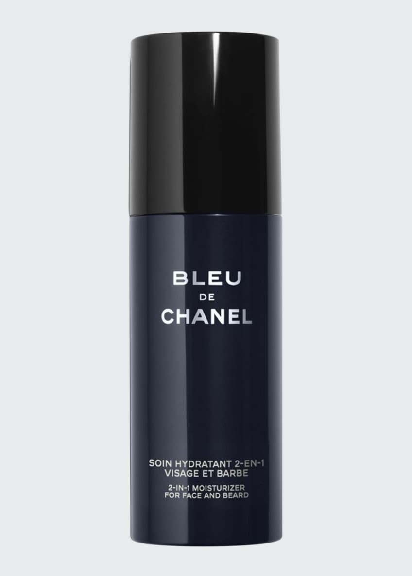 CHANEL BLEU DE CHANEL 2-in-1 Moisturizer for Face and Beard - Bergdorf Goodman