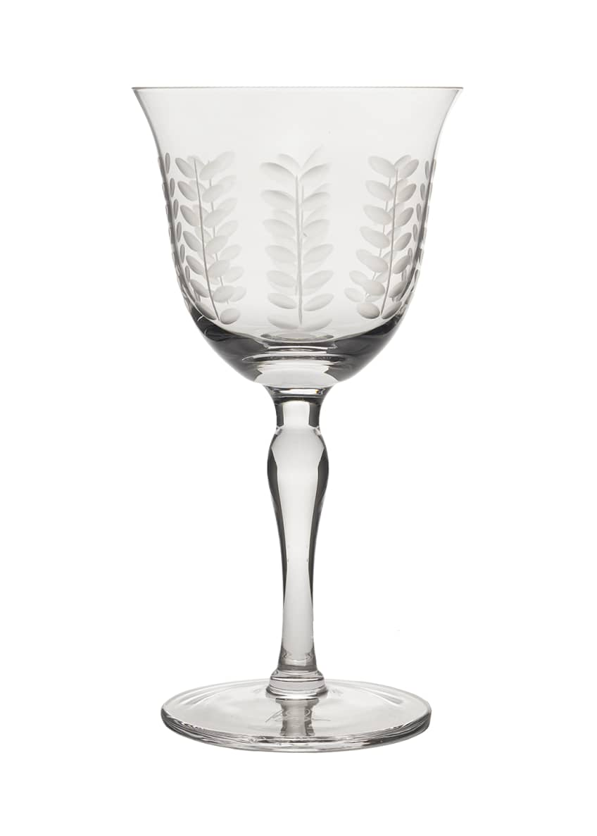 Jan Barboglio Veronica Vino Wine Glass