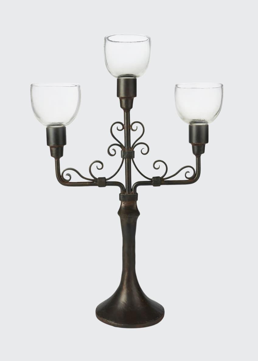 Jan Barboglio Copas Candelabra Candleholder