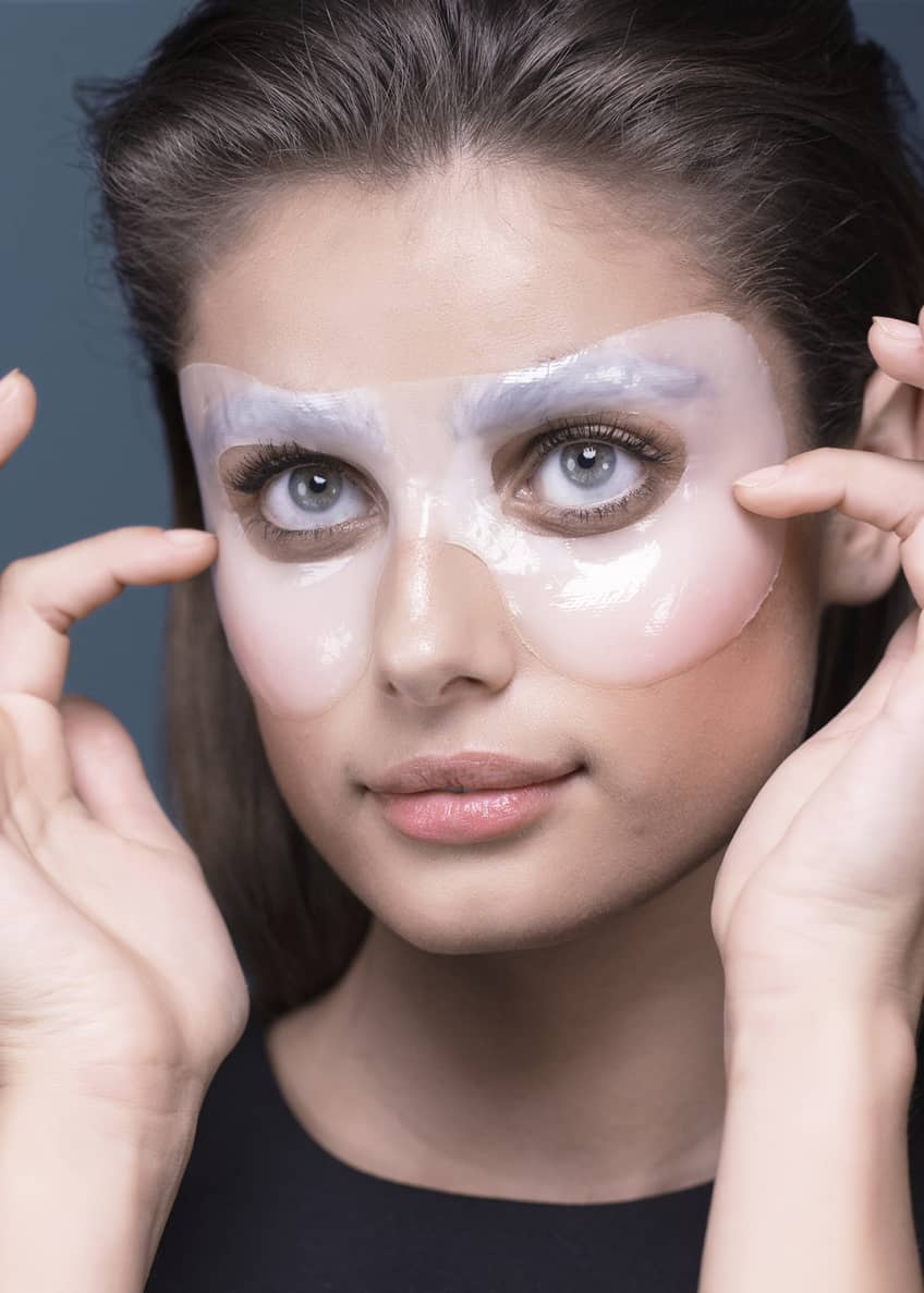 Lancome Advanced Génifique Light Pearl Hydrogel Melting 360 Eye Mask - Bergdorf Goodman