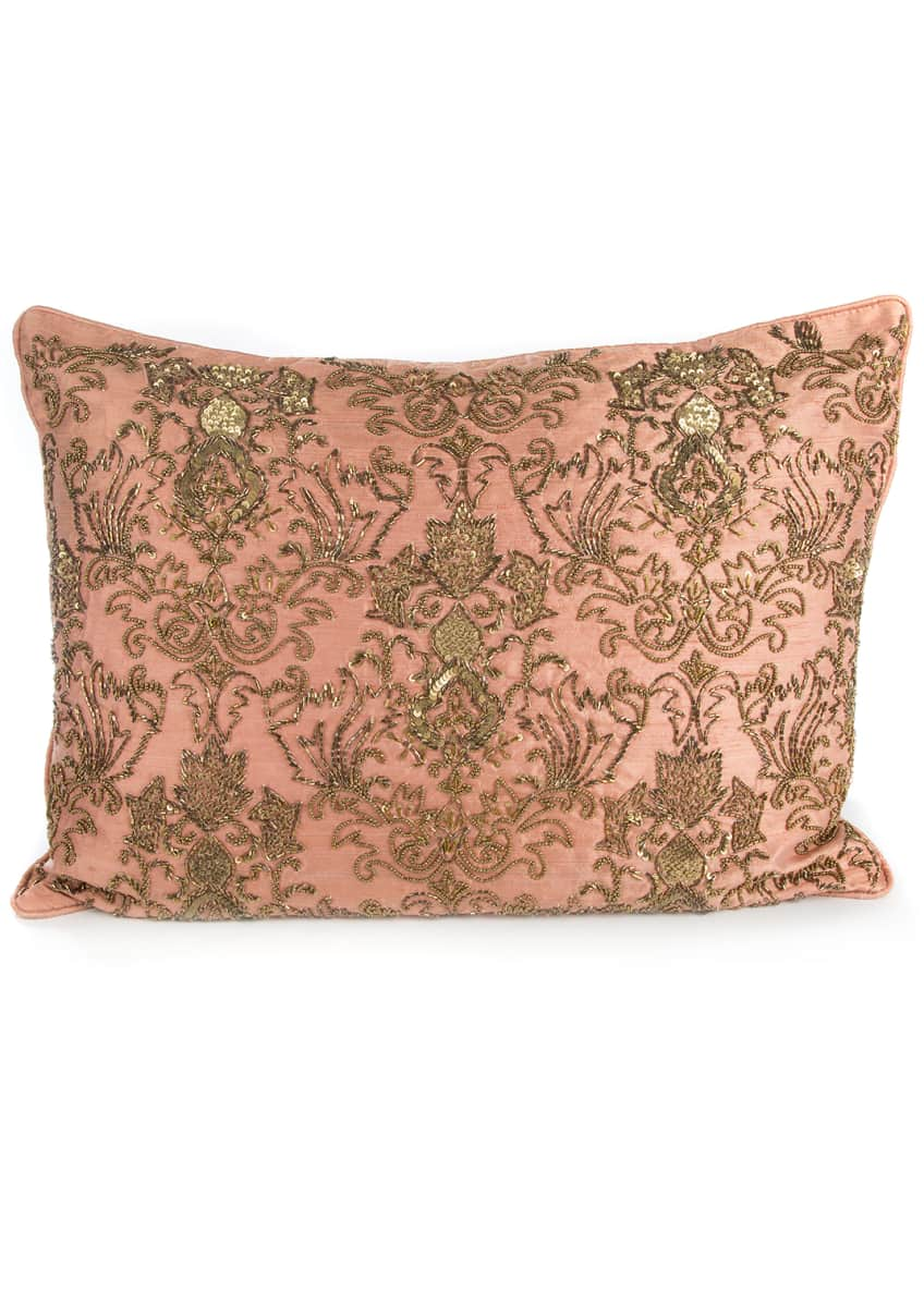 MacKenzie-Childs Doge Palace Lumbar Pillow