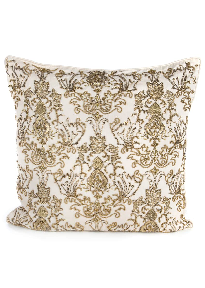 MacKenzie-Childs Doge Palace Square Pillow