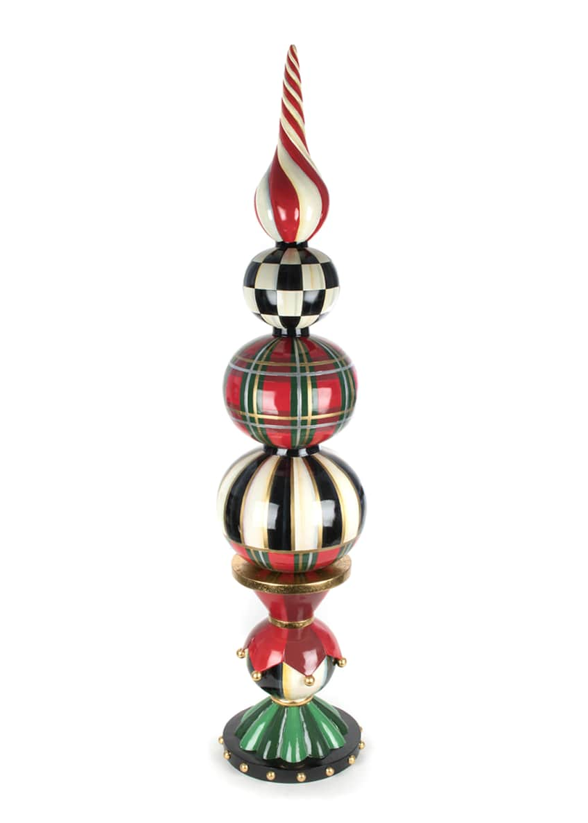 Image 1 of 1: Tartan Trophy Finial
